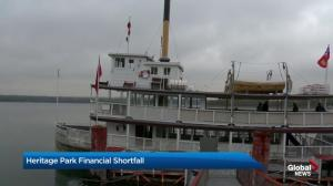 "Heritage Park's financial ""perfect storm"""